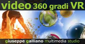 Video 360 gradi VR e Realtà virtuale