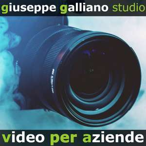 Giuseppe Galliano Studio: video produzioni dal 1996