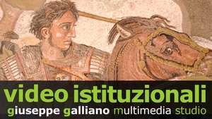 video e filmati istituzionali prodotti Galliano Studio