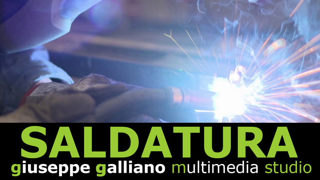 video industriali saldatura
