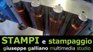 stampi e stampaggio