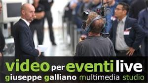 Video per eventi open house riprese