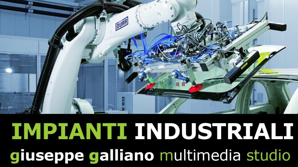 impianti macchine industriali